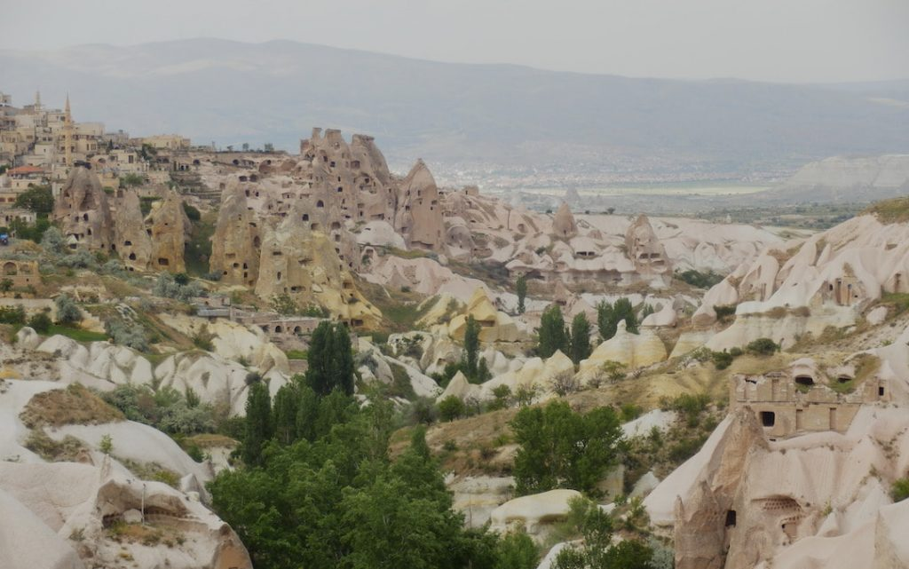 Cappadocia Turkey underground city