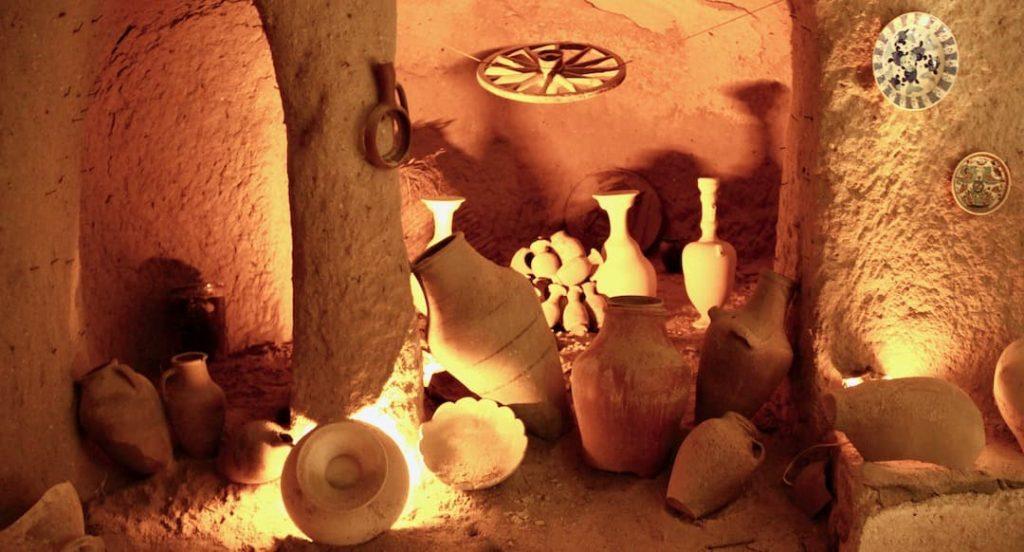 Cave city pottery