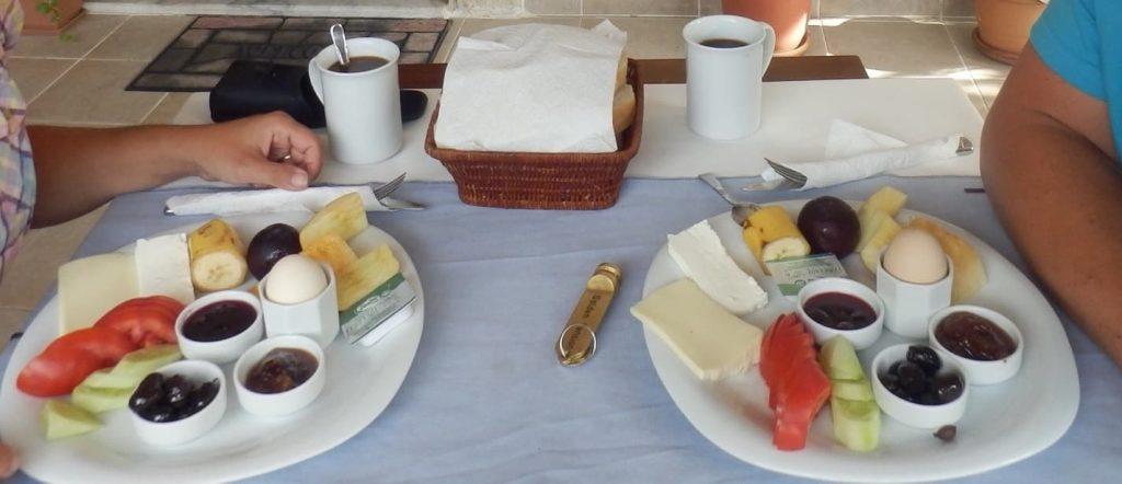 Small Turkish Kahvalti